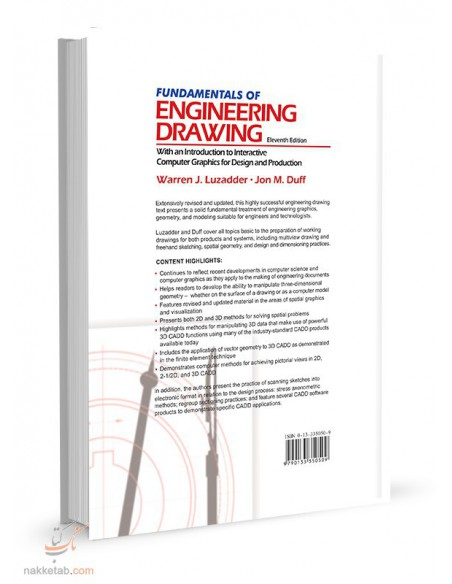 posht jld FUNDAMENTALS OF ENGINEERING DRAVING