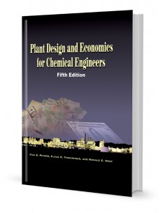 PLANT DISIGN AND ECONOMICS FOR CHEMICAL ENGINEERS