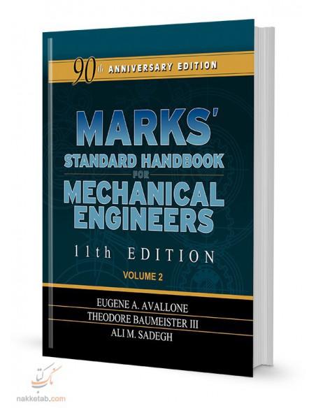 MARK S STANDARD HANDBOOK FOR MECHANICAL ENGINEERS 2