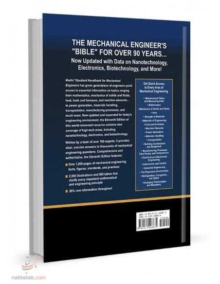 posht jld MARK S STANDARD HANDBOOK FOR MECHANICAL ENGINEERS 1
