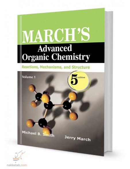 MARCH S ADVANCED ORGANIC CHEMISTRY  1