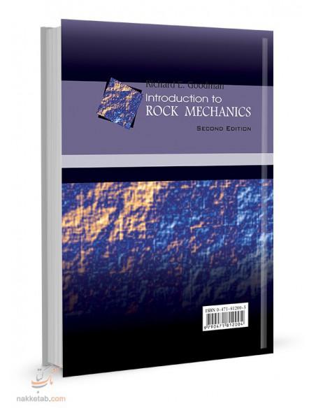 posht jld INTRODUCTION TO ROCK MECHANICS