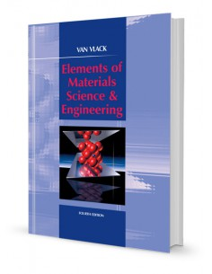 ELEMENTS OF MATERIALS SCIENCE & ENGINEERING