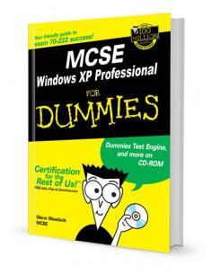 MCSE WINDOWS XP PROFESSIONAL FOR DUMMIES