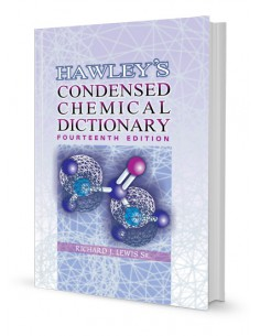 HAWLEYS CONDENSED CHEMICAL DICTIONARY